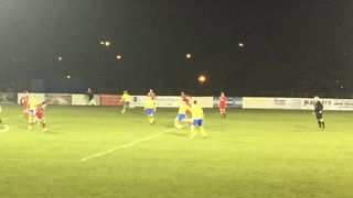 Ashton Development squad's convincing win