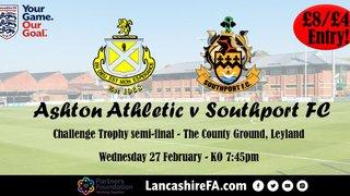Lancs Cup semi final this week