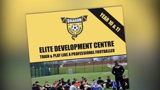 Dragon Football Academy College at Ashton Athletic