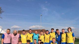 Ashton Athletic Development win the league