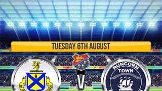 Yellows beat Runcorn Town in the Hallmark Security League