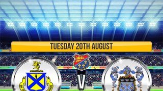 Midweek game this week with a visit from Bootle