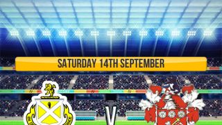 FA Vase home tie this weekend