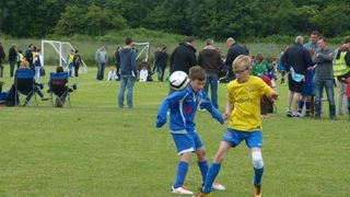 Under 11B Sandgate FC Tournament 16/06/2013