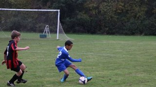 Stones U12B   1  :  o   Hillingdon Youth