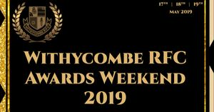 Withycombe RFC Awards Weekend 2019 - Club Members, Senior Mens, Ladies & Colts Awards
