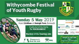 Withycombe Festival of Youth Rugby