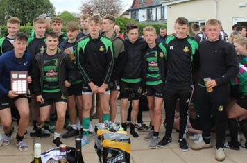 Colts Cup Winners - Withy Black
