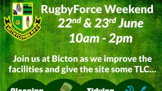 RugbyForce Weekend 2019