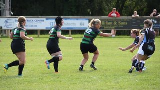 Dogged Withycombe Ladies Fight to the End