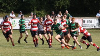 Colts Come Out on Top in Injury Affected Match