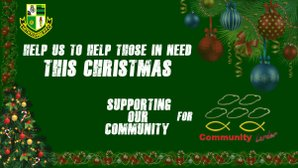 Help Us To Help Those In Need This Christmas