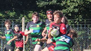 "U14s subdue ""best in Devon"""