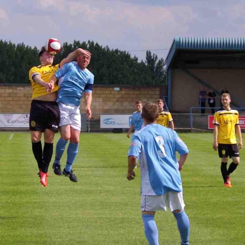 RUGBY TOWN  0 - 0  BELPER TOWN 22/08/15