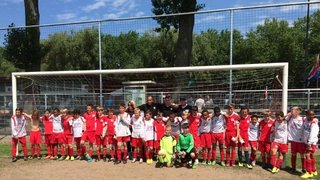 Seaford Town FC Youth Tournament 2015