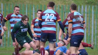 1st XV Camp Hill at home