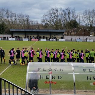 Hard earned point away at Dulwich for Blues