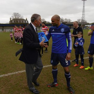 Blues draw blank at home to Kingstonian.