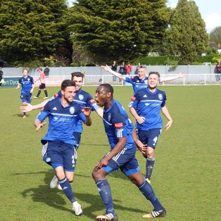 Blues grab last minute winner in Play-off thriller