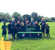 'Inspiring Day' for local school at Slough RFC