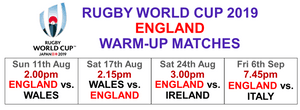 Club open for World Cup warm-up games