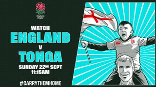 RWC2019 England v Tonga plus Breakfast!