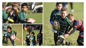 KIDS FIRST Return to Rugby