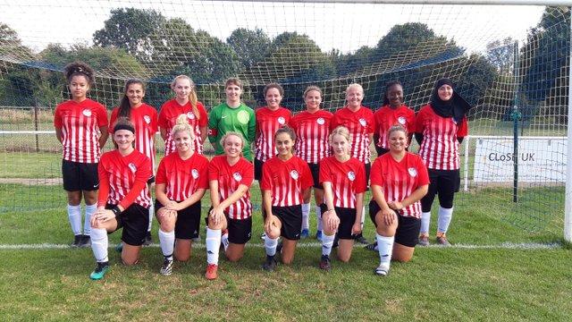 Caversham AFC Ladies