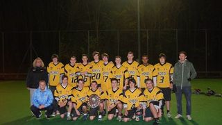 U19's conference champions
