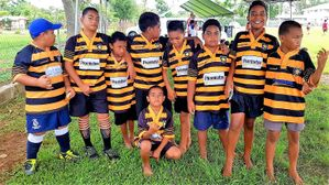 Marlborough Rugby Club's unused playing kit reaches Tonga, courtesy of head coach Elisi Vunipola