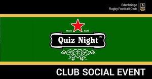 Club Quiz night
