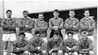 Workington AFC History