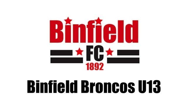 U13 Binfield Broncos