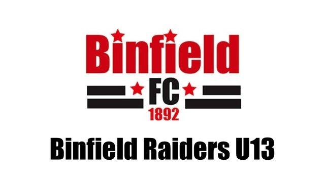 U13 Binfield Raiders