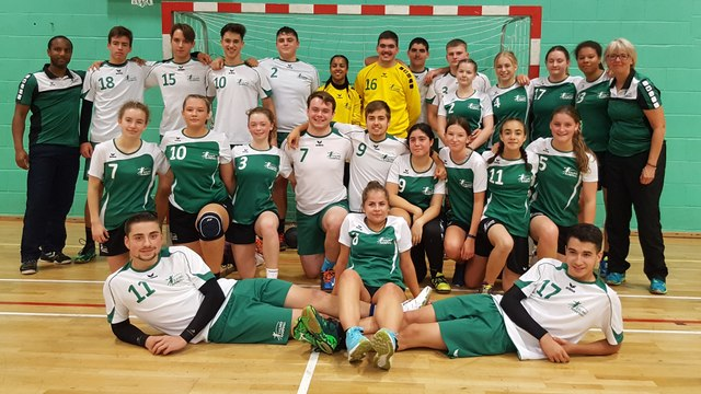 Ealing and West London Eagles handball clubs merge