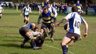 OEs 1st XV vs Tunbridge wells