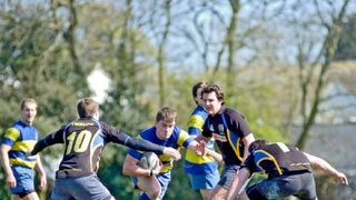 OEs 2s v Thanet. Photos by Paul Greene Taylor