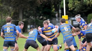 OEs 2s v Thanet (friendly away). Photos by Paul Greene Taylor