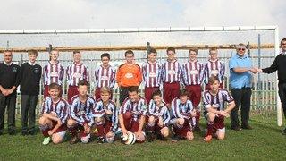 Thetford U15 EJA Team