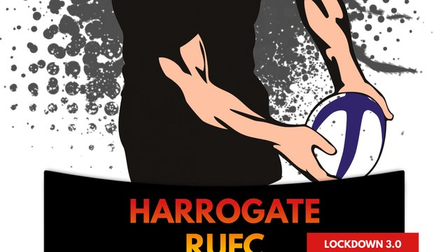 HARROGATE 150 CHALLENGE #HRUFC150 - WEEK 4