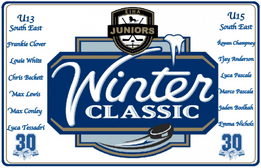Academy Players off to the Winter Classic