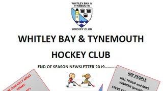 Junior End of Season Newsletter