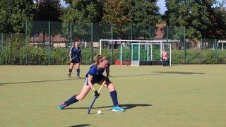 Ladies' 1s v Uni of Leeds Saturday 28 September