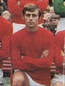 Johnny Martin (1946 - 2013)