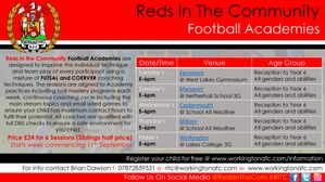 Football Acadamies