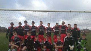 Workington Black U18 v. Whitehaven AFC U18 - Sun 22 Oct 17