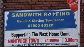 Workington AFC v. Nantwich Town - Sat 23 Dec 2017 (Ben Challis & Jonathan White)