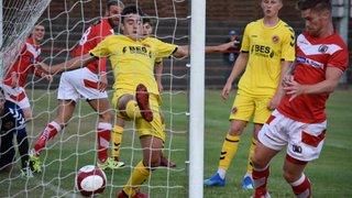 Workington AFC v. Fleetwood Town U23s - Tue 17 Jul 2018 (Ben Challis)