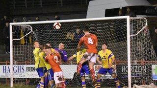 Workington AFC v. Warrington Town - Tue 26 Feb 2019 (Ben Challis)