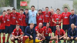 Men's 1s beat Marden 4-1 to secure Kent Cup